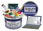 FRIENDSHIP SURVIVAL KIT IN A CAN. Novelty Special Friend Birthday/Christmas Gift