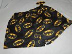 Batman movie Boxer shorts MENS Small DC Comic book Underwear Sleep PAJAMAS New