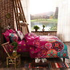 New Queen/King/Super King Size Bed Duvet/Doona/Quilt Cover Set Oriental Mandala
