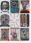 Edmonton Oilers LIQUIDATION BLOWOUT Serial d Rookies Jerseys U PICK