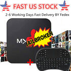 3/5/10X Quad Core Smart TV BOX Fully Loaded 4K Android5.1 S905X Free Movies HD