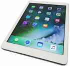 Unlocked Apple Ipad Air 32gb Wifi Gsm White/silver Ios 10.2 A1475 Grade B Corner