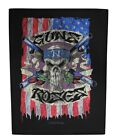 Guns N' Roses Flag Backpatch - NEW & OFFICIAL