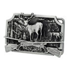 Buck Hunter Deer Hunting Belt Buckle