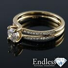1.48 CT Certified Diamond Engagement Ring 14k Solid Gold Size 5 VS/D-F Enhanced