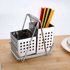 Kitchenware Storage Cutlery Holder & Kitchen Utensil Rack Drain Cylinder 7051