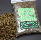 AQUARIUX CICHLID PELLETS NEW FLOATING ORNAMENTAL PREMIUM GRADE FISH FEED 3 or4MM