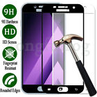 Full Cover 9H Tempered Glass Screen Protector Film for Samsung Galaxy A3 A5 A7