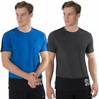 Slazenger Mens Casual T-shirt Sports Tee Crew Neck Short Sleeve Top Sizes S-XXL