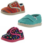 Toms Classic Toddler Unisex Boy's Girl's Shoes Assorted Styles Available