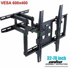 Full Motion Articulating TV Wall Mount LED LCD Plasma 32 40 42 46 50 55 60 65 70