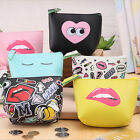 Women Girls Fashion Coin Purse Wallet Bag Change Pouch Key Card Holder