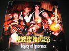 PANZER PRINCESS Legacy Of Ignoance DEMO cd CRAZY LIXX Crashdiet HANOI ROCKS Tyla