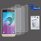 For Samsung Galaxy Sky/Sol/Express/Amp/J3 Screen Protector Film Cover 3 Pack