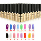 16 Colors Choose Varnish Bling Nail Art UV Gel Soak Off Polish for Tips - 8ml