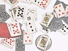 20pc Tiny mix little Cards mini Miniature Dollhouse deck of random Poker cards