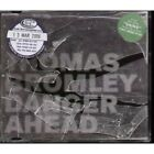 THOMAS BROMLEY Danger Ahead CD UK 4Real 2006 2 Track B/W Saine (Syn175Cds) In