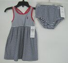 Ralph Lauren baby girls dress set size 9M NEW