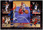 CHRIS PAUL #3 LOS ANGELES CLIPPERS SIGNED NBA PHOTO COLLAGE ALL STAR