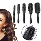 5 Sizes Ceramic Iron Round Comb Barber Hairdressing Salon Styling Brush Barrel