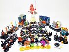 HeroClix Teen Titans Miniature Figures Figurines Game Pieces DC Comics Wizkids $8.99 USD