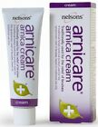 Nelsons Arnicare Arnica Cream Homeopathic Herbal Medicinal Bruises First Aid UK
