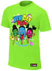 WWE THE NEW DAY New Day Pops Who Wants Ice Cream? OFFICIAL AUTHENTIC T-SHIRT
