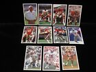 1984 49ers Police Cards...Singles