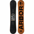 Arbor Relapse Men's Snowboards Camber Freestyle All Mountain 2016 NEW