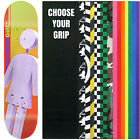 GIRL Skateboard Deck MCCRANK SHAPE UP 8.375 with GRIPTAPE