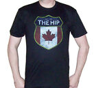 The Tragically Hip Men's Distressed The Hip Since 1984 T-shirt  (NEW) HIP4