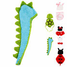 Newborn Baby Infants Knitting Wool Crochet Photo Prop Costume Fancy Dress
