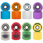 Long Island Hurricanes Longboard Wheels Rolls Carving Cruising Freestyle NEW