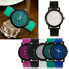 Star Minimalist Women Men Fashion Watches For Lovers Leather Strap Quartz Watch