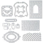 Cutting Dies Stencil DIY Scrapbooking Album Card Paper Embossing Decor Craft New