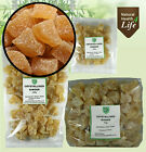 Authentic Asian Crystallised/Crystallized Ginger Chunks - From 200g up to 5KG