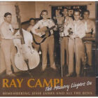 RAY CAMPI Memory Lingers On CD European Bear Family 2005 17 Track - Remembering