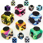Retro Starry Sky Fidget Cube Anxiety & Stress Reliever Adults Desk Dice Cube Toy