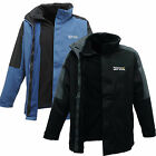 Regatta Mens 3 in 1 Defender III Jacket Waterproof Windproof Hydrafort 5000
