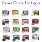 Yankee Candle Scented Tea Lights - Various You Select - Discount Multi Buy SAVE