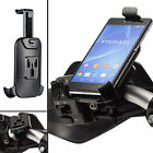 Motorcycle 21-30mm Handlebar Clamp Mount + Holder For Xperia Z5 Premium Compact