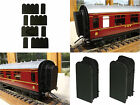 Finescale GWR O Gauge Coach Ends Gangway Kit, Ready Made Model Railway Carriage