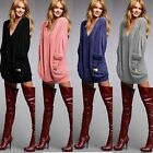 Sexy Female Pullover Ladies V-neck Long Sleeve Casual Blouse Loose Tops T-Shirt
