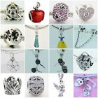 Authentic Solid 925 Sterling Silver Charms X fit European Bead Charm Bracelets