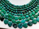 UK cheapest-Chrysocolla square cube 6 8 10mm green blue gemstone beads
