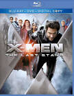 X-Men: The Last Stand (Blu-ray/DVD, 2011, 4-Disc Set, Includes Digital Copy)