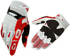 2015 MENS SHOT FLEXOR MOTOCROSS MX GLOVES EDGE RED gants enduro bike