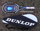 New Dunlop Aerogel 2 hundred 200 tennis racket with + without cover/case last 1s