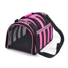 Pet Supply Dog Cat Carrier Portable Handbag Travel Tote Bag Puppy S M L 5 Colors