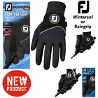 FOOTJOY RAIN GOLF GLOVES OR WINTER GOLF GLOVES RAIN GRIP WINTERSOF PAIRS *NEW*